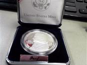 2005 JOHN MARSHALL $1 SILVER COIN PROOF